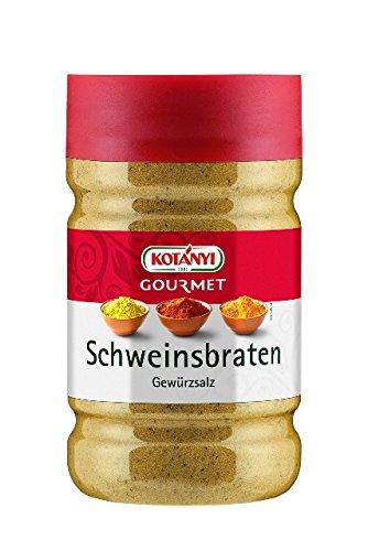 Kotanyi - Schweinsbraten Gewürzsalz - 1100 g