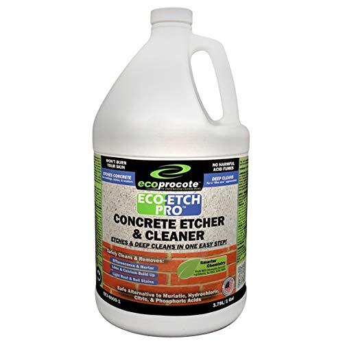 Eco-Etch Pro Concrete Etcher & Cleaner (1 Gallon)