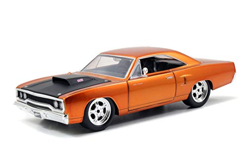 Jada 253203030 1:24 Fast & Furious 7 1970 Plymouth Roadrunner-JA97126
