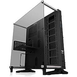 Thermaltake Core P5 in vetro temperato V2 Black Edition Open Frame verticale GPU modulare ATX CA-1E7-00M1WN-05