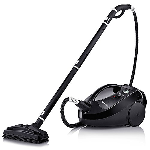Dupray One Plus Steam Cleaner- Most Powerful Home and Professional, Chemical Free, Disinfecting, Portable Steamer for Cars, Floors, Windows, Furniture and made in Europe