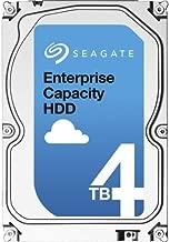 Seagate Enterprise Capacity 3.5 | ST4000NM0035 | 4TB 7.2K RPM 128MB Cache 3.5