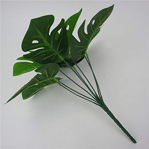 Diy Creative Artificial Palm Tree Green Leaf Plants To Decorate Bedrooms, Weddings, Parties, Balconies