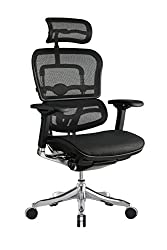 Eurotech Seating Ergo Elite High Back Chair
