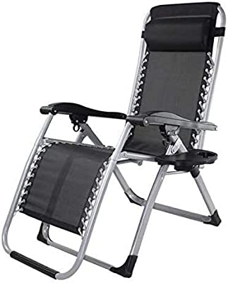ADHW Recliner,Recliner Chairs Outside,Outdoor Folding Recliner Chair,Zero Gravity Outdoor Chair,Deck Folding Recliner,Indoor Deck Chairs