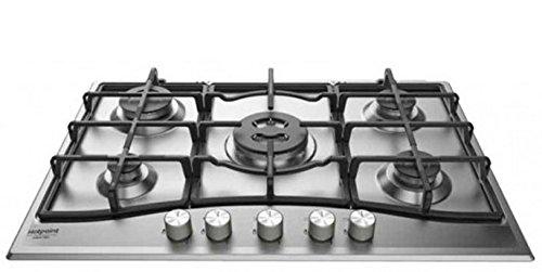 Hotpoint PCN 751 T/ix/A Encastrer gaz acier inoxydable plan cuisson