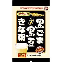 山本漢方 黒ごま黒豆きな粉 (200g×2袋入) x 5セット