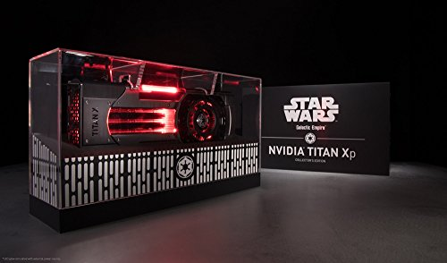 NVIDIA Titan XP Star Wars Galactic Empire Collectors Edition