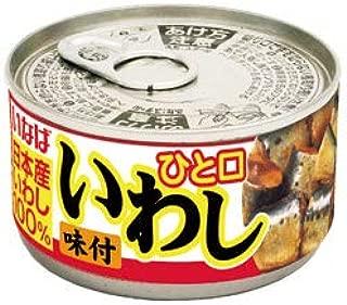 いなば いわし味付 115g(24缶入×1ケース)