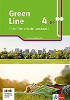 Green Line 4 G9. Arbeitsheft mit Loesungen und Mediensammlung Klasse 8: Fit fuer Tests und Klassenarbeiten