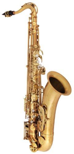 Antigua TS3100LQ - Saxofón tenor (para nivel principiante), color dorado