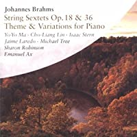 Brahms:Sextets Nos. 1 and 2