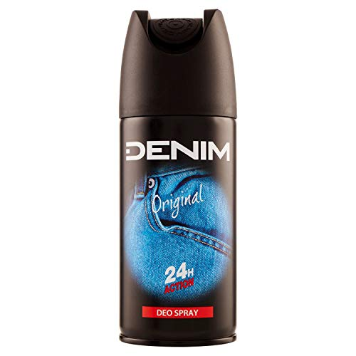 Denim Deo Spray Original, 150 ml, 1 pezzo