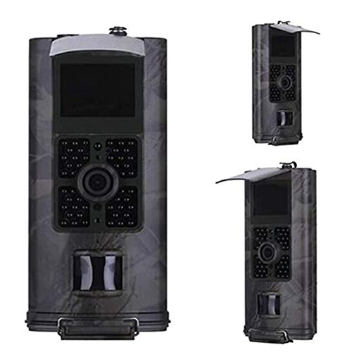 Wildlife Trail Camera 16MP 1080p LED Photo Trap Trail Camera Night Vision met LCD-scherm Video Surveillance Wild Cameras