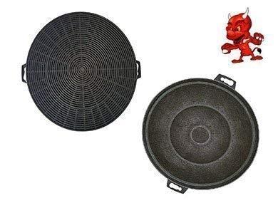 Filtre à charbon actif Filtre Filtre à charbon pour hotte Hotte Bosch dke935agb06, dke935eeu01
