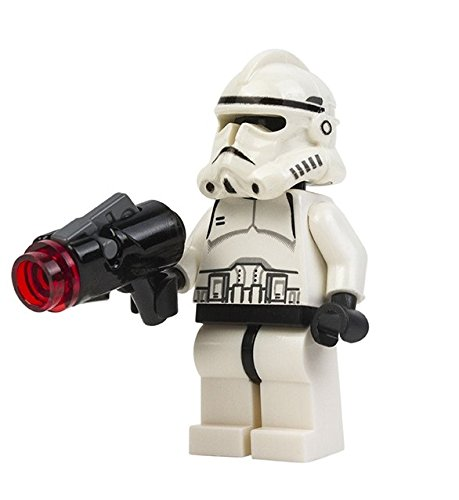 LEGO Star Wars: Clone Trooper with Blaster - Phase 2