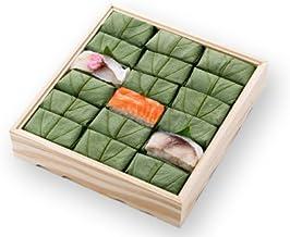 柿の葉すし (小鯛・鯖・鮭) 18個入
