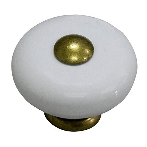 Style Selections Round Cabinet Knob