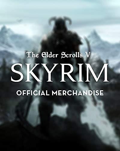 Official Elder Scrolls Skyrim Ugly Christmas Sweater for Men Or Women