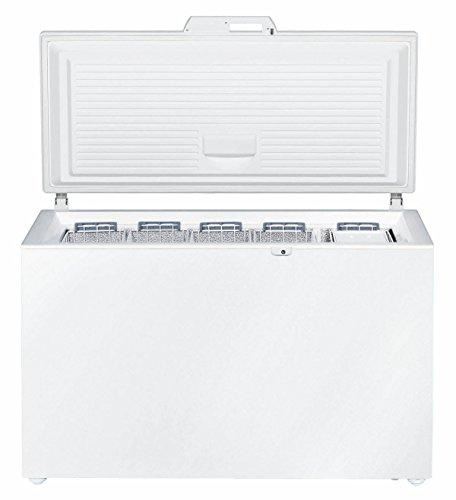 Liebherr GTP3656-22 Kühl-Gefrier-Kombination / 331 Liter/Weiß/A+++ / freistehend/Super isoliert