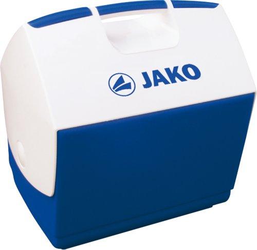 JAKO Unisex– Erwachsene 2150 Kühlbox, Marine/weiß, 2 (Volumen: 8,0 Liter - Fassungsvermögen: 6,15 Liter)