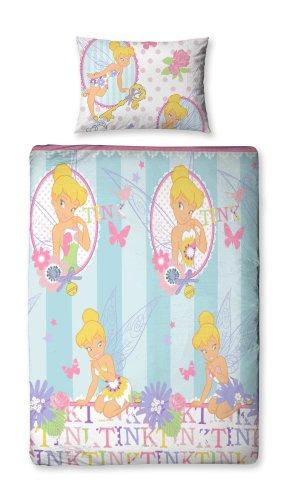 Character World Disney Feeen Tinkerbell Cherish Single Bettwäsche 135x200