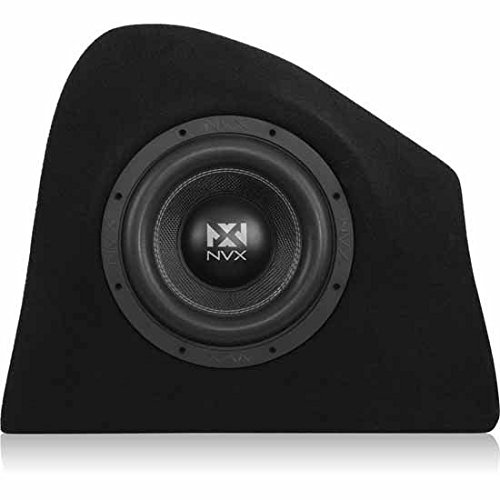 NVX BELEXIS0613VCW104 2006-2013 Lexus IS250, IS350 and ISF Loaded Enclosure NVX B.O.O.S.T. System Upgrade (For Years: 2006-2013)