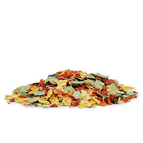AniForte Natur Nagerfutter 10 Liter u.a. für Hamster, Meerschweinchen, Kaninchen, Chinchilla- Naturprodukt für Nager - 2