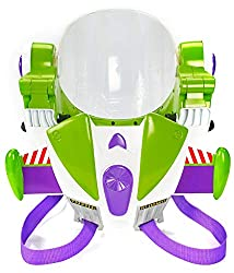 Authentic Buzz Lightyear helmet with multiple special effects Lights up and the visor closes dramatically for realistic play Dynamic sounds enhance the heroic battle play Also choose Buzz Lightyear's Disc Blaster and Wrist Communicator (each toy ...