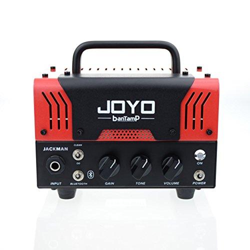 JOYO Jackman Bantamp Guitar Amplifier Head 20w Tube 2 Channel FX Loop Headphone Bluetooth