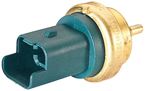 HELLA 6PT 009 309-221 Sensor, temperatura del refrigerante, Número de conexiones 2, con junta, con circlip