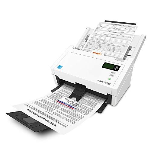 Ambir nScan 960gt 60ppm High-Speed ADF Scanner