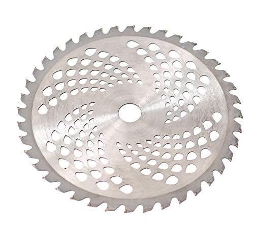Hochwertiges Qualitäts Hartmetall Kreissägeblatt Sägeblatt für Motorsensen Freischneider 255x25,4mm 40 Zähne