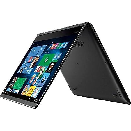 Lenovo Yoga 710 Series Pro Build Touchscreen 2-in-1 Full HD IPS Laptop (Intel i5-7200U, 8GB DDR4 Memory, 256GB SSD, Fingerprint Reader, Backlit Keyboard, Windows 10)