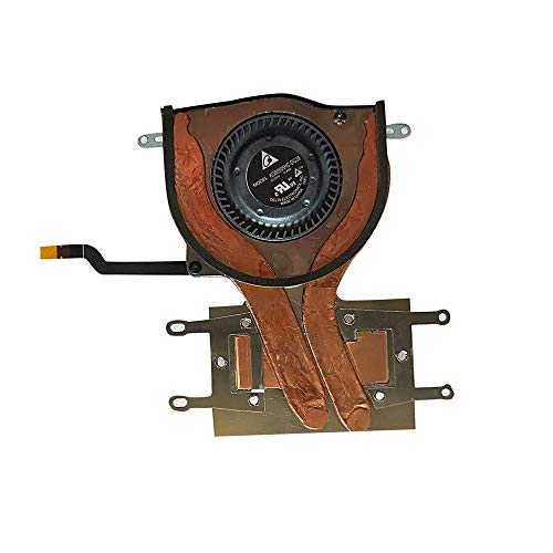 """Best Shopper - Replacement CPU Thermal Cooling Fan KDB0505HC-DG38 FHT0505DC Compatible with Microsoft Surface Pro 3 12"""" (1631)"""