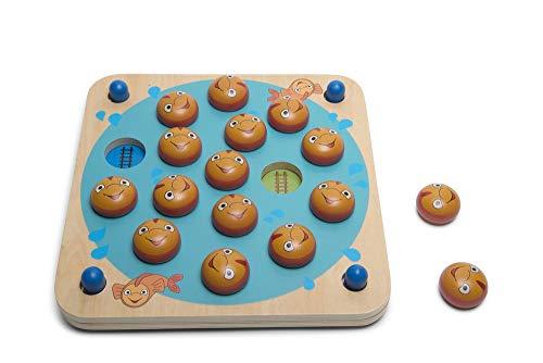 BS Toys GA371 Memo Fish, Multicolor