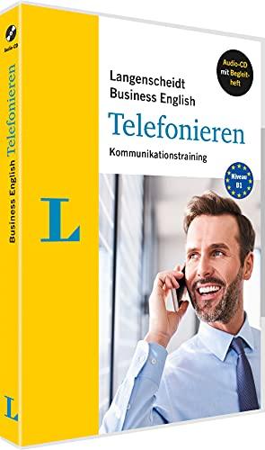 Langenscheidt Business English Telefonieren: Kommunikationstraining. Audio-CD mit Begleitheft
