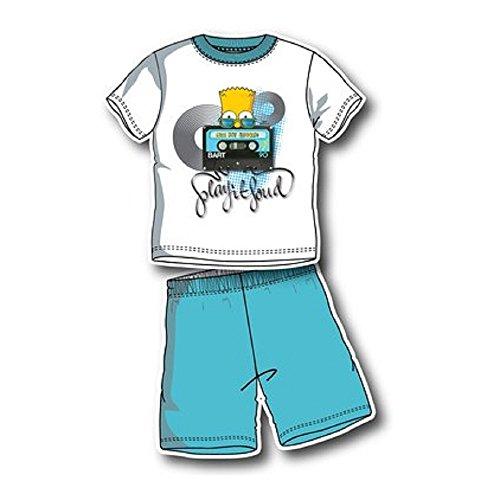 Pijama Corto Bart The Simpson