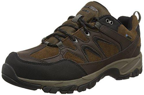 Hi-Tec Altitude Trek I Waterproof, Zapatillas de Senderismo para Hombre, marrón-Braun (Dark...