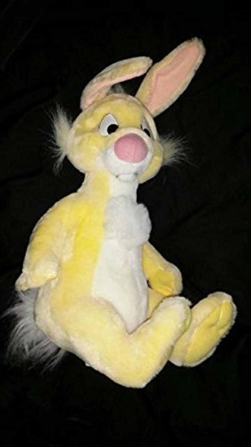 Hard to Find OverGrößed 16 Inch Plush Winnie the Pooh Rabbit Doll New with Tags - Adorable and Super Cuddly by Disney