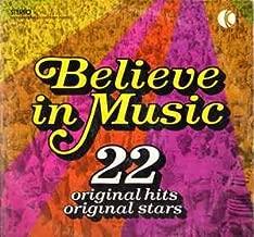 Believe in Music - 22 Original Hits Original Stars