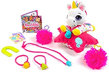 Ravel Tales Plush Toy with Fun Surprise Crafts & Activities Playset
