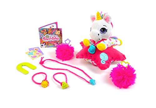 Ravel Tales Plush Toy w/ Fun Surprise Crafts & Activities Playset $5 + FS w/ Amazon Prime, FS on $25+ or Free Store Pickup at Walmart, FS w/ Walmart+, FS on $35+