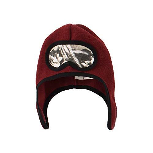 Moncler Baby Mütze - rot, Größe:XXXS