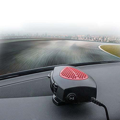 Heizlüfter, Queta Auto Heizung Auto Van Heizung Defroster Cool Fan 12 Volt 150W Winter Windschutzscheibe Fenster Demister