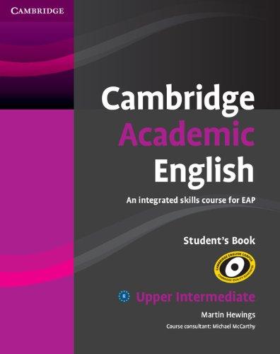 Hewings, M: Cambridge Academic English B2 Upper Intermediate