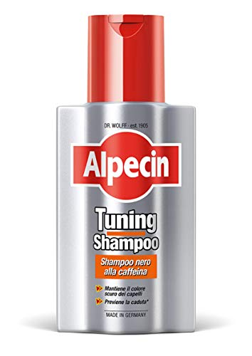 Alpecin Tuning Hair Energizer Shampoo - 200 ml