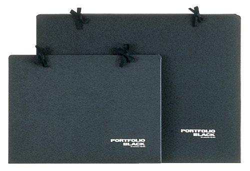 マルマン  ポートフォリオ [黒]B-4 PF955