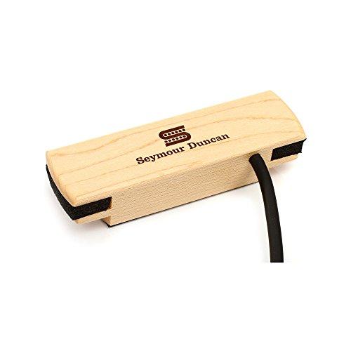 Pastilla de guitarra acústica Seymour Duncan SA-3HC Woody Humbucker