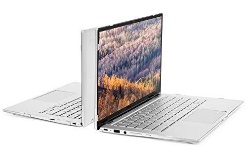 mCover - Carcasa rígida para portátil ASUS Chromebook Flip C434TA Series 2 en 1 de 14 Pulgadas (no Compatible con Otros Chromebooks de ASUS) Transparente